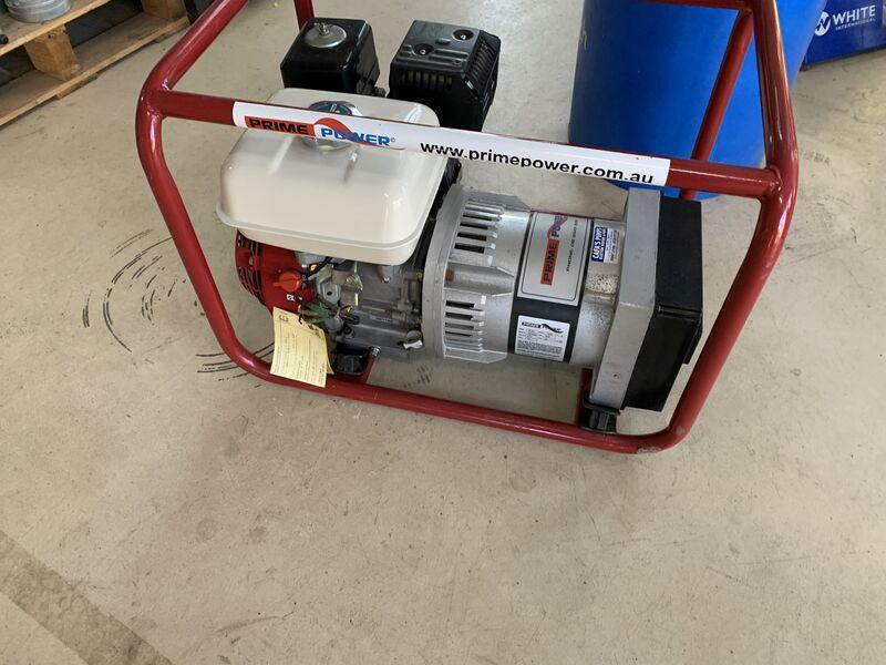 Ex Display Honda 33KVA Generator