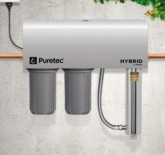 Water Filters 10inch plus Ultravilolet