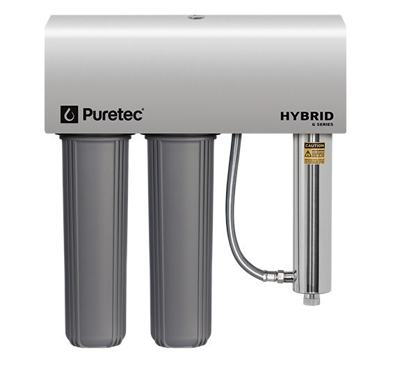 Water Filters 20inch plus Ultravilolet