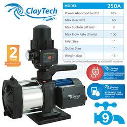 Claytech Inox 250