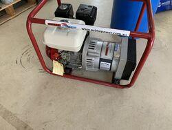 Ex Display Honda 3.3KVA Generator