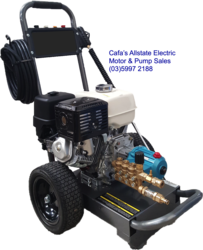 Honda 4200PSI 13HP CAT Pressure Cleaner