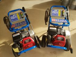 Petrol Powered Pressure Cleaners